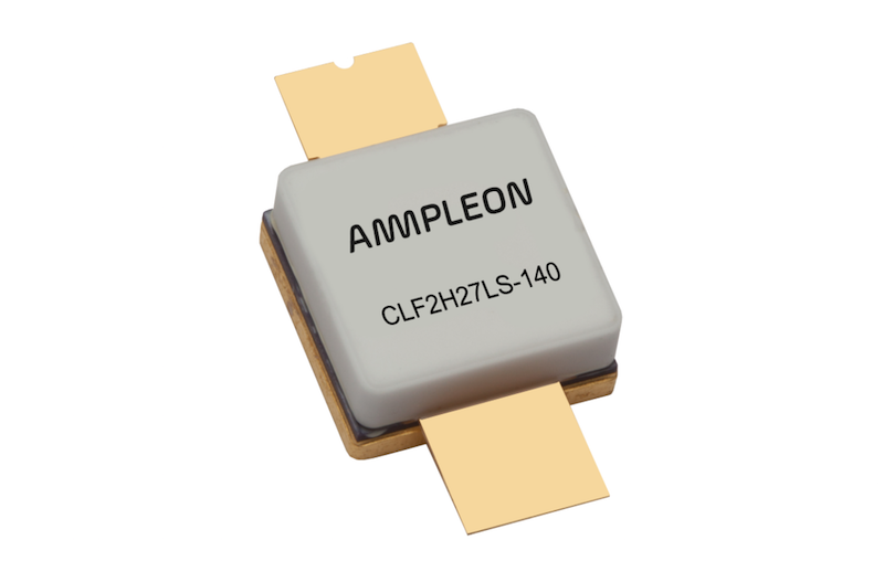 Ampleon's latest GaN RF transistors empower solutions for mobile broadband