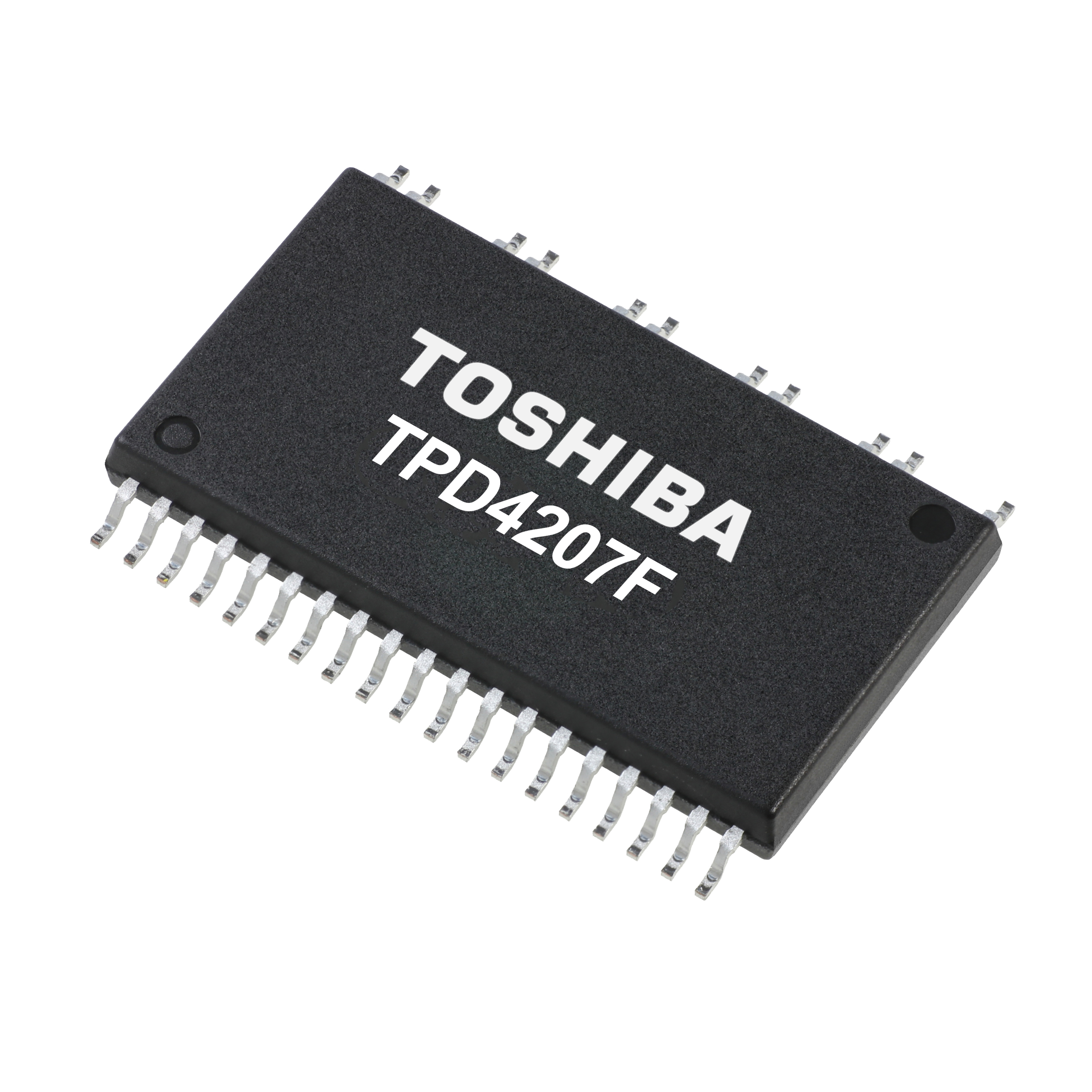 Toshiba increases current capability of their high-voltage intelligent power devices