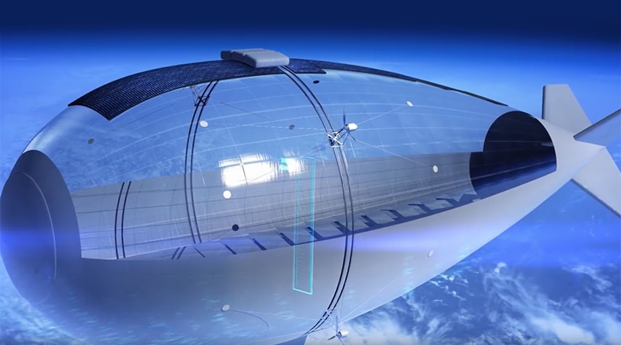 Solar-powered stratospheric snooper enters development stage