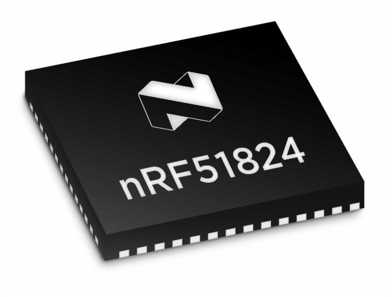 Nordic Semi launches nRF51824 Bluetooth low energy SoC for latest wireless signal and power connected-car intelligent automotive apps