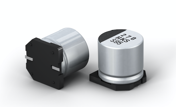 Space-saving and highly-reliable aluminum electrolytic capacitors from Panasonic now at TTI