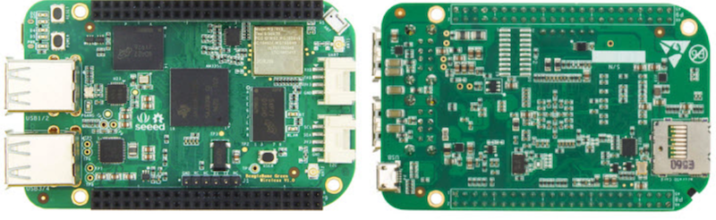 BeagleBone Green Wireless now shipping from Mouser