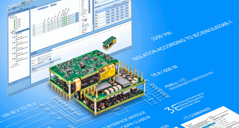 Ericsson power interface module simplifies low-EMI design in ATCA apps