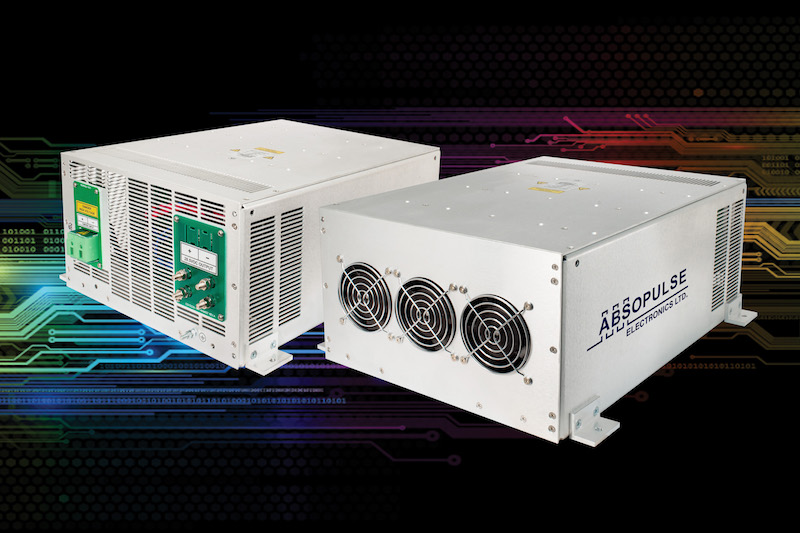 ABSOPULSE's 1,500Vdc input, 2,500W DC-DC converter serves power transmission systems