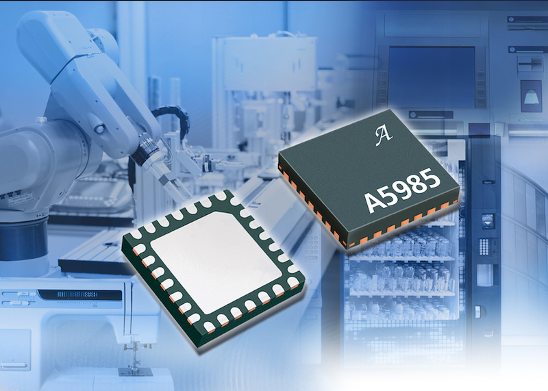 Allegro's DMOS microstepping driver offers translator, overcurrent protection