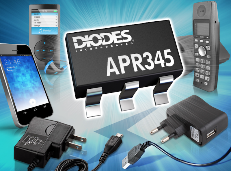 Diodes' mini secondary-side MOSFET driver reduces BOM cost in 5V to 12V supplies