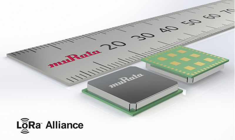 Murata launches compact low-cost standalone LoRa module