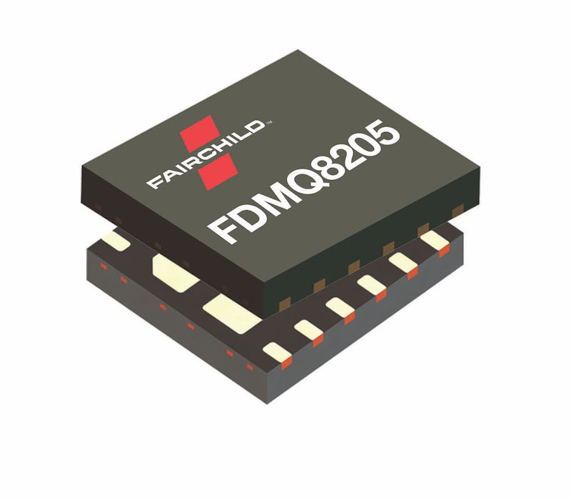 Fairchild's active bridge solution enhances performance for PoE-based IoT devices