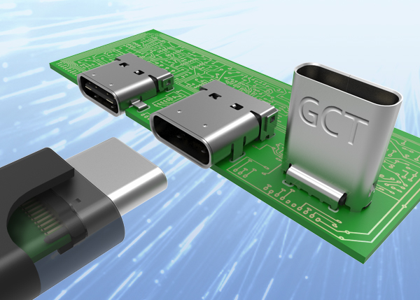 GCT launches high-performance USB type-C connector family