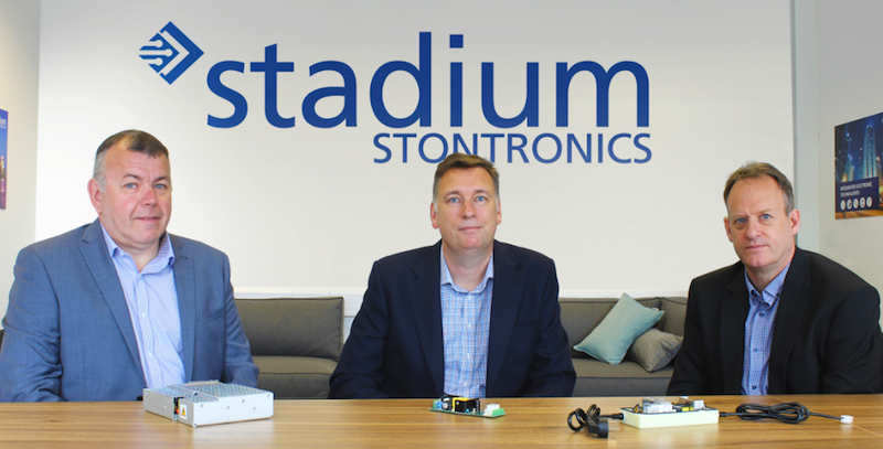 Stadium Group integrates power business