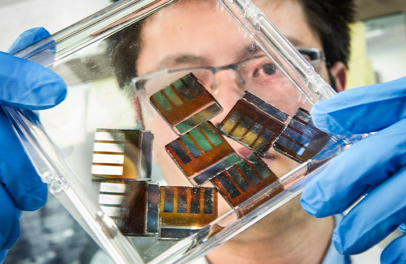 NREL technique leads to improved perovskite solar cells