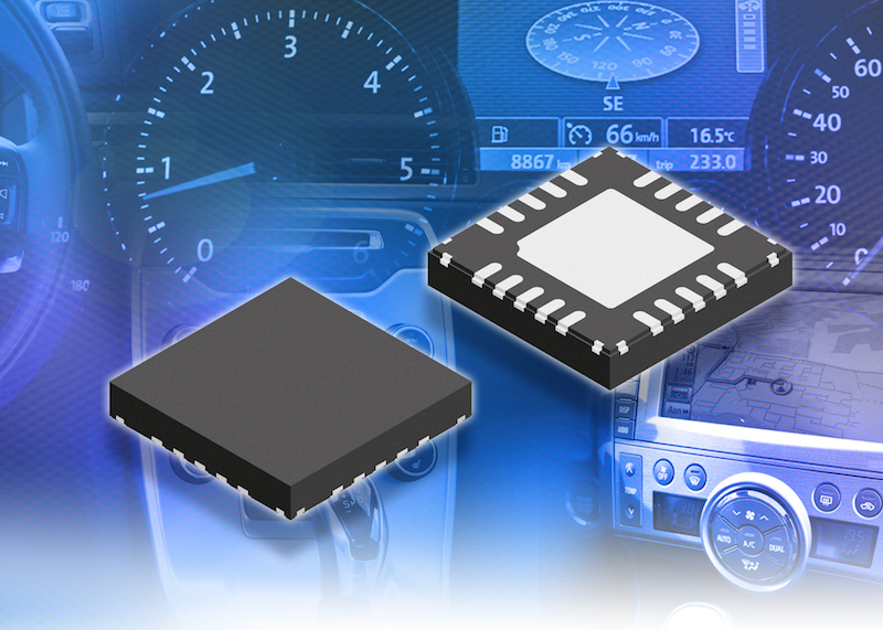 Allegro unveils buck/boost controllers with integrated buck MOSFETs