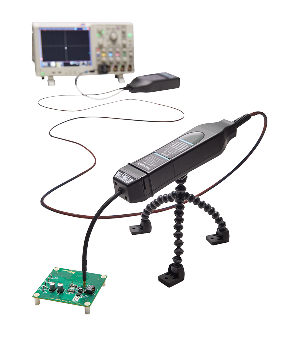 Tektronix starts shipping the IsoVu optically-isolated measurement system