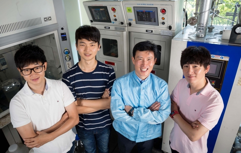 Novel anode material promises to boost Li-ion batteries