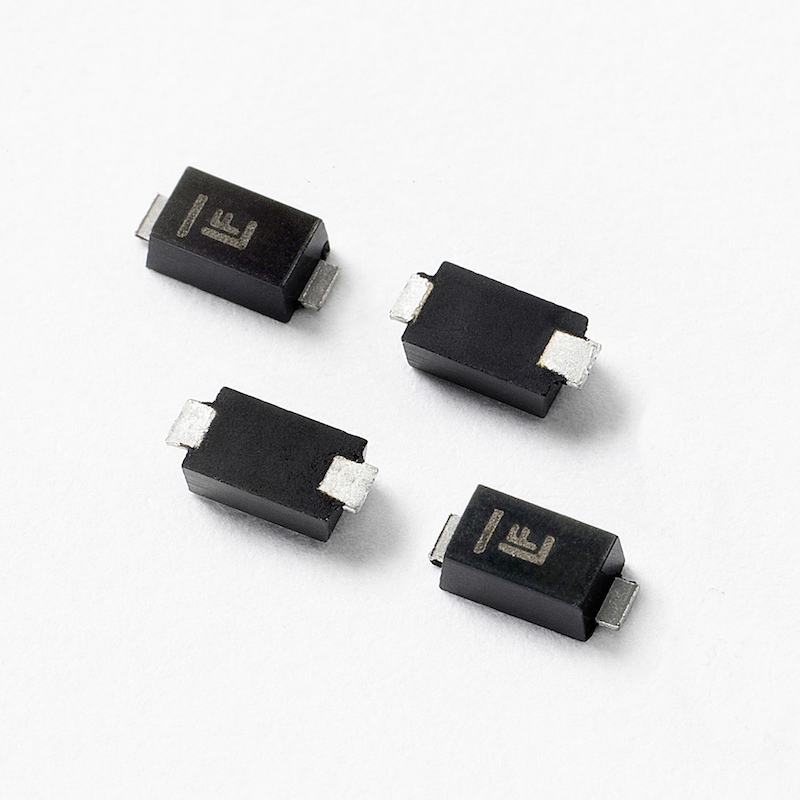 Compact automotive-grade TVS diodes from Littelfuse now at Rutronik