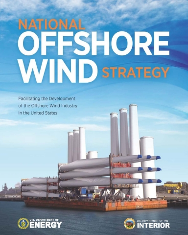 New Plan to advance national offshore wind strategy announced