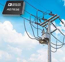 ADI protects smart grid equipment from harmful faults