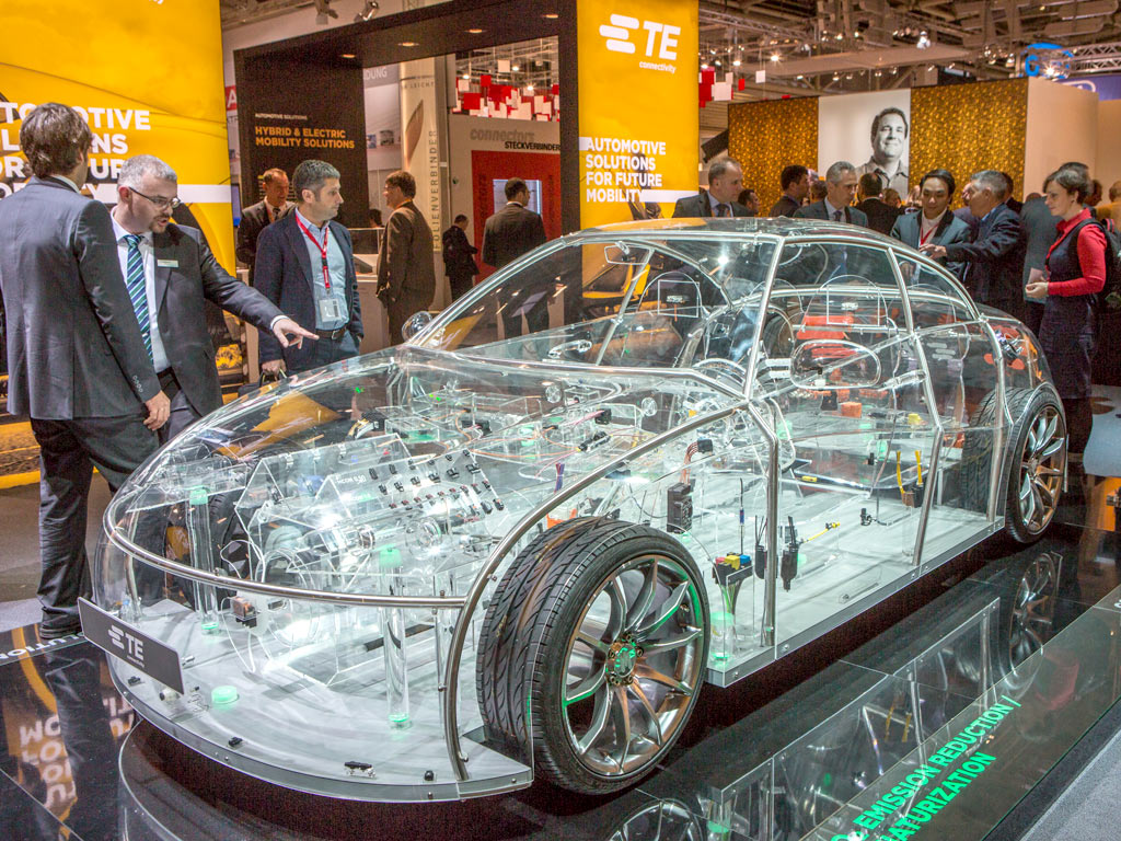 The future of mobility comes to electronica 2016