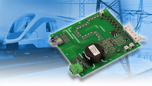 PI's SCALE-2 plug-and-play gate drivers suit a range of IGBT modules