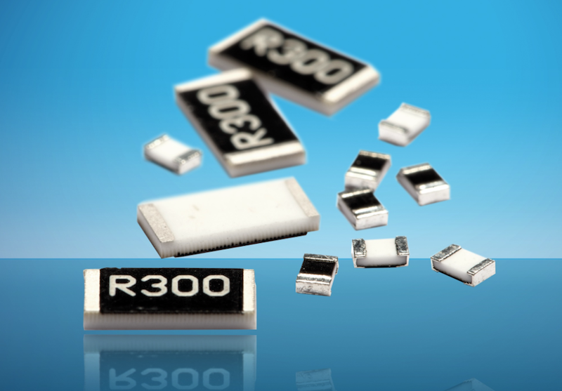 Low ohmic value current-sensing resistors from TT reduce design footprint