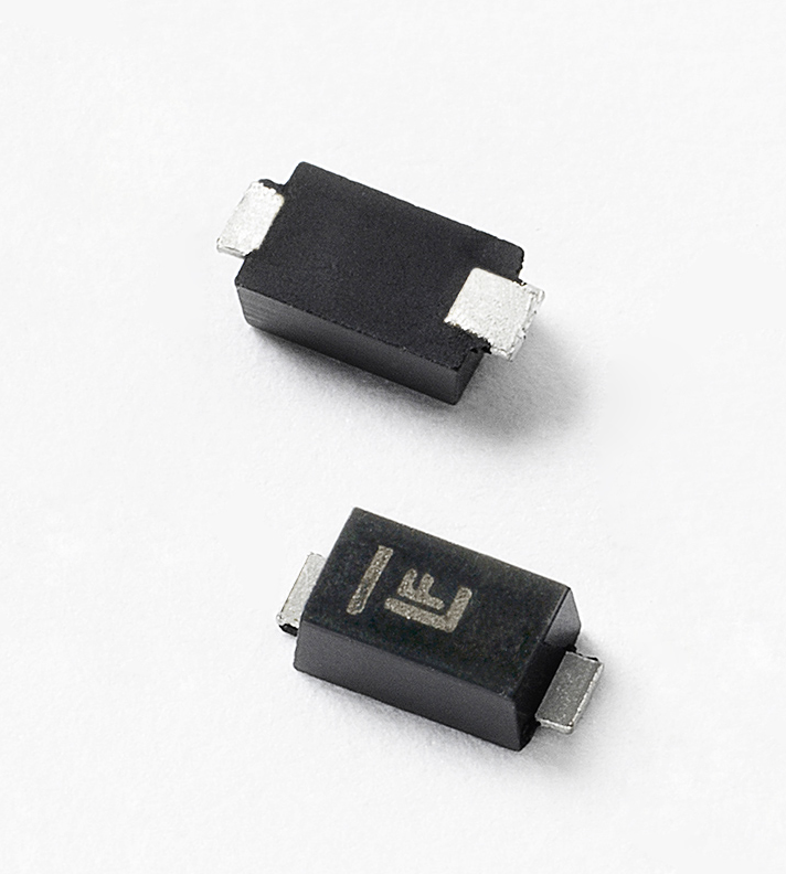 Compact TVS diodes from Littelfuse protect sensitive electronics