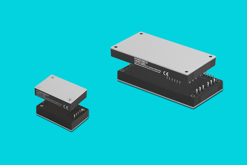 Powerbox's wide-input bricks for rugged and railway apps tout high power density