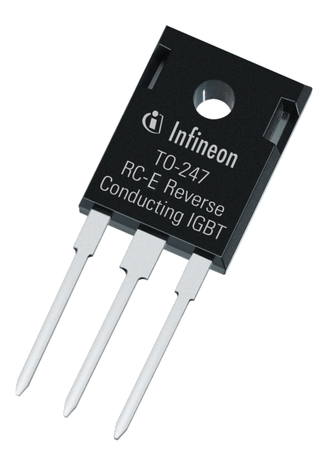 Infineon's RC-E discrete IGBTs target induction cookers