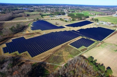 Ecoplexus to build 30 MW of solar in North Carolina