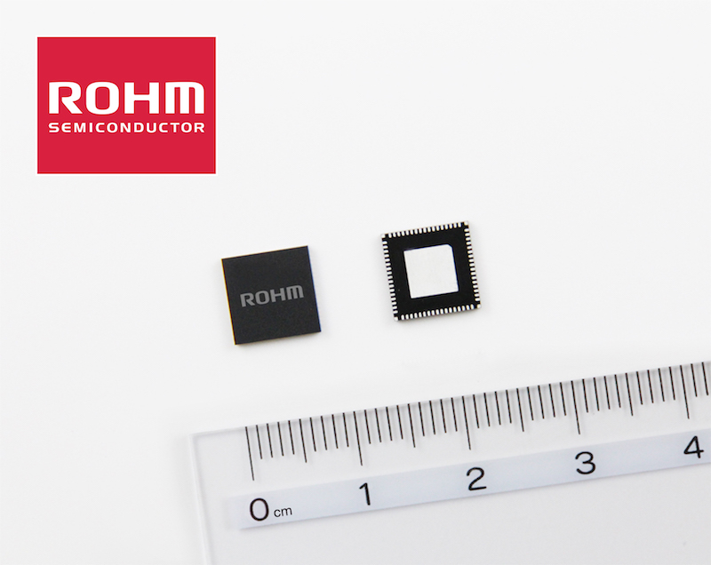 ROHM Semi's latest PMIC optimized for Intel's next-gen Apollo Lake
