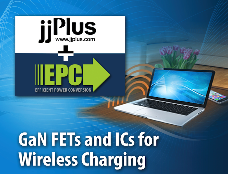 JJPlus and EPC join forces for wireless charging