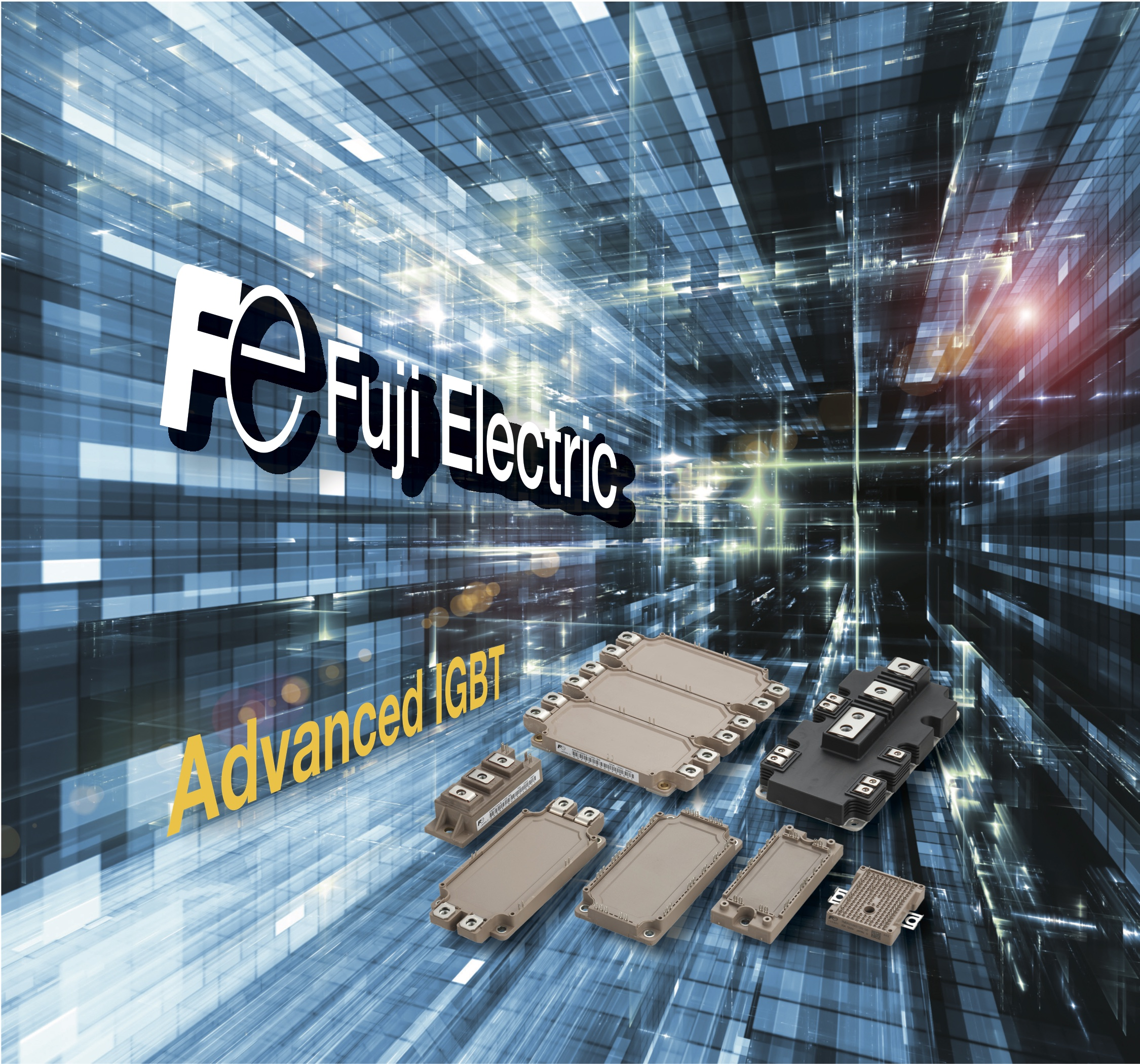 Join Fuji Electric's webinar on advanced IGBT modules today!
