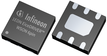 Infineon's robust Gate driver IC 1EDN touts low power consumption