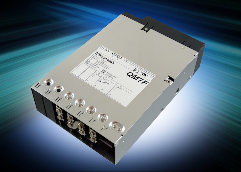 TDK-Lambda's 1500W modular supply with full MoPPs isolation boasts lowest acoustical noise