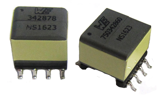 Wuerth Electronics Midcom releases isolated buck transformers