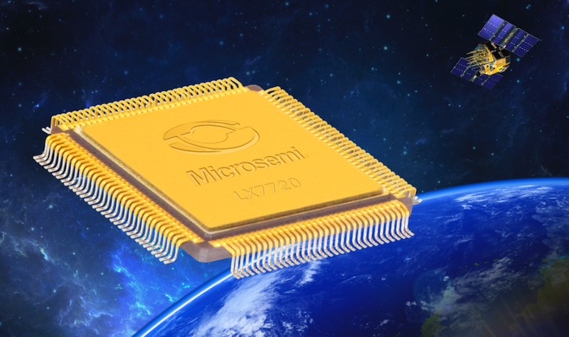 Microsemi adds highly-integrated LX7720 motor controller to rad-tolerant space portfolio