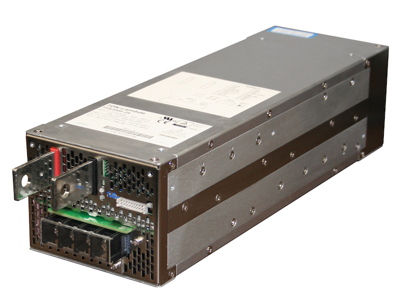 TDK-Lambda 3200W industrial supply accepts 400/440/480V 3-Phase Delta or Wye AC input