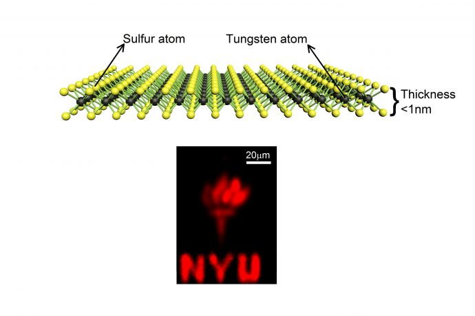 Nanoscale tech breakthrough at NYU promises atomic-scale electronics