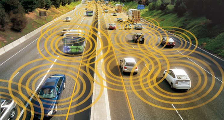 Vehicle-to-everything market worth $2,815.5M USD by 2022