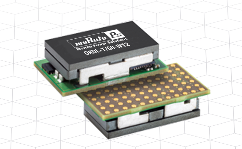 Murata's PMBus-compliant PoL converter offers dynamic loop compensation