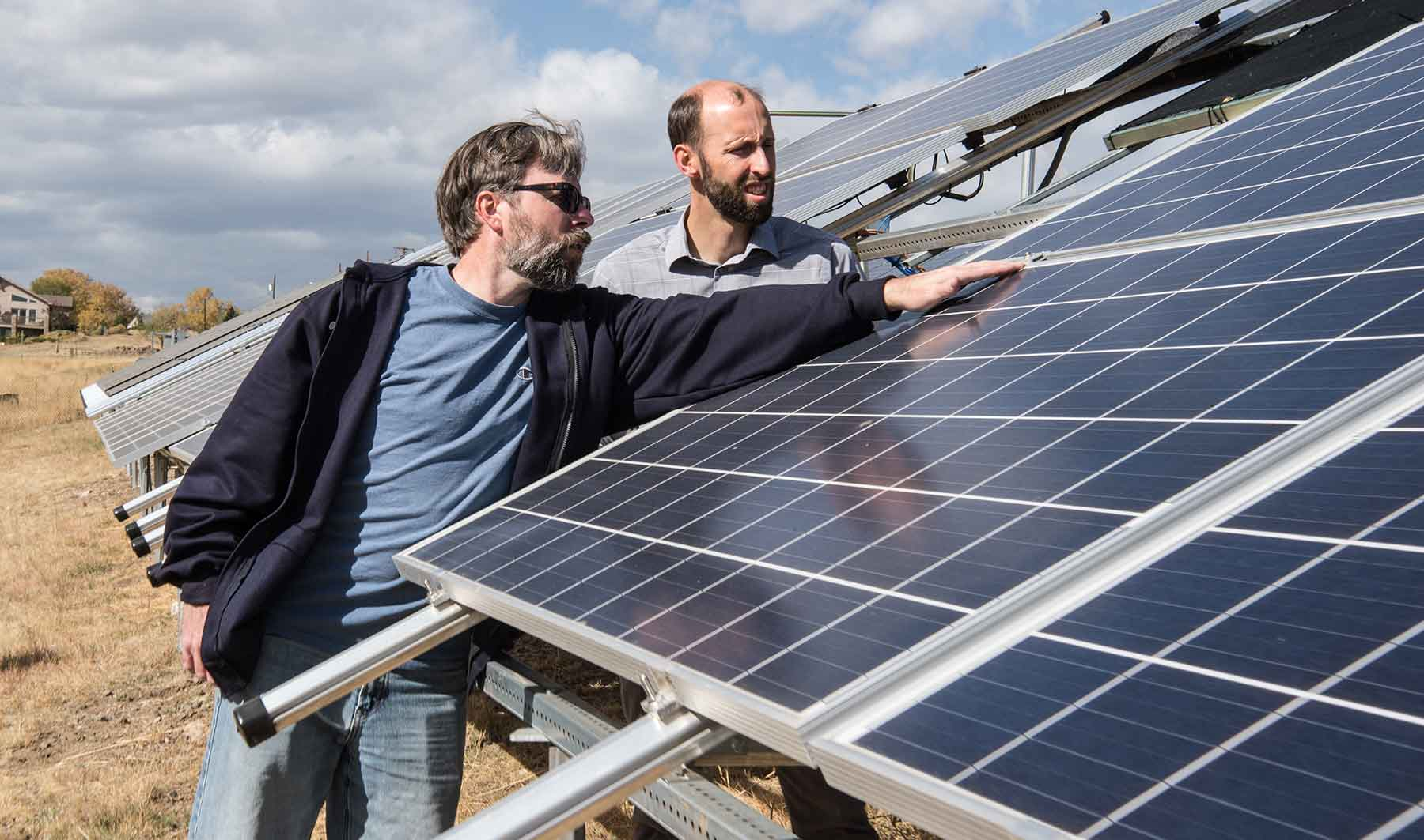 NREL opens solar array field to inform public