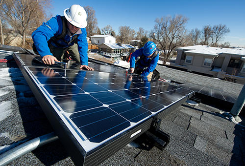 America's utilities not veering from clean energy path