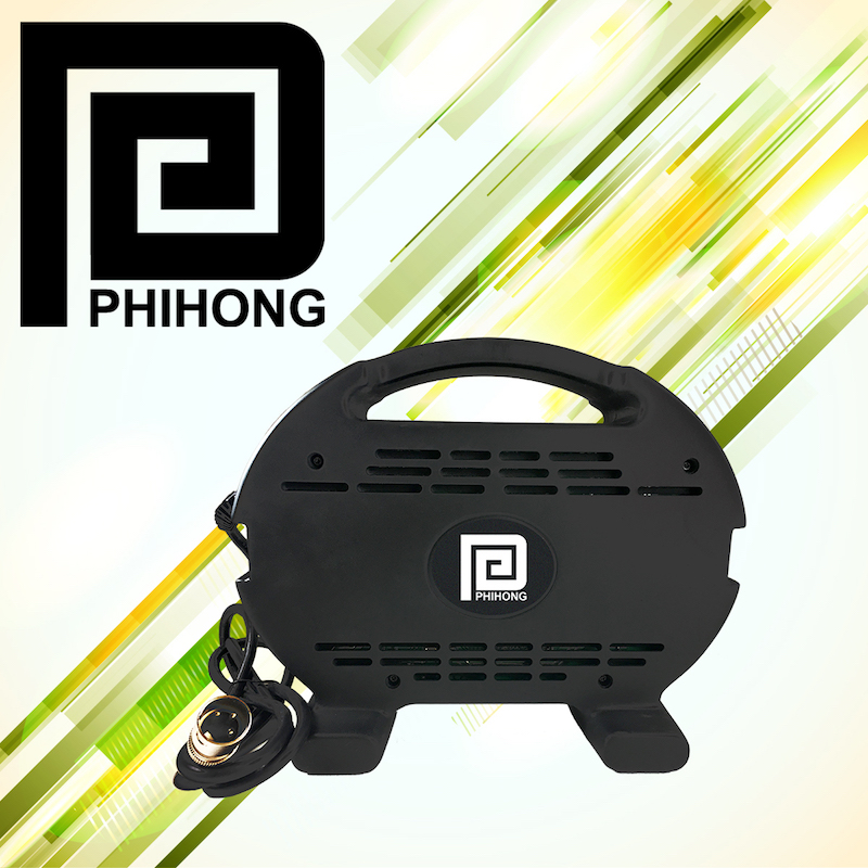 Phihong's new charger serves medical applications