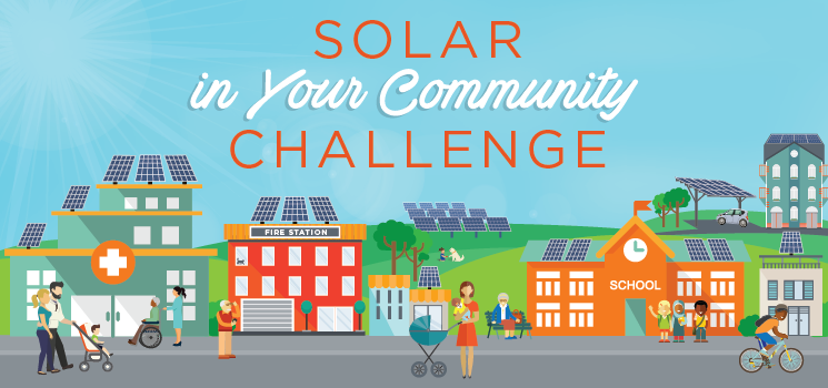 "Ways to participate in the ""Solar in Your Community Challenge�"