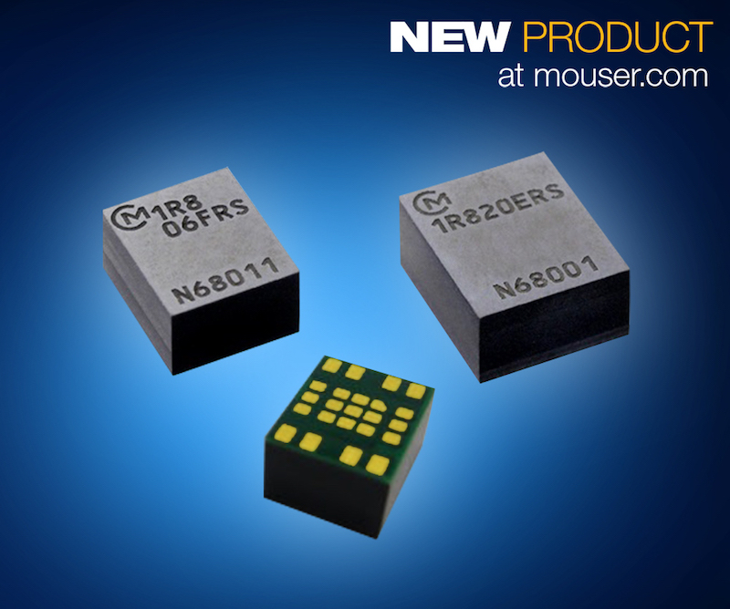 Murata's high-density mono block converters now at Mouser