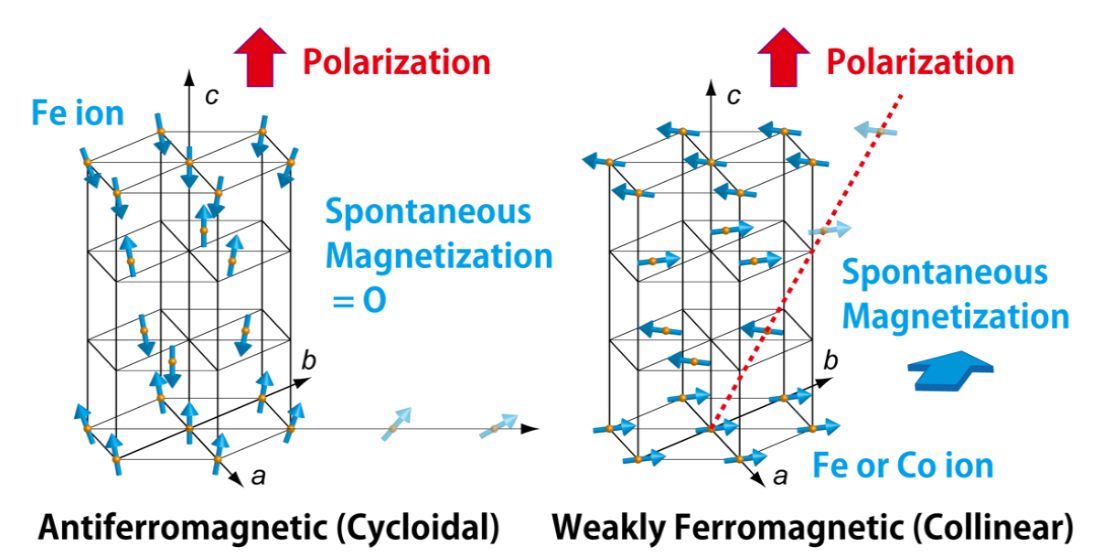 Novel material with ferroelectricity and ferromagnetism may lead to better memory