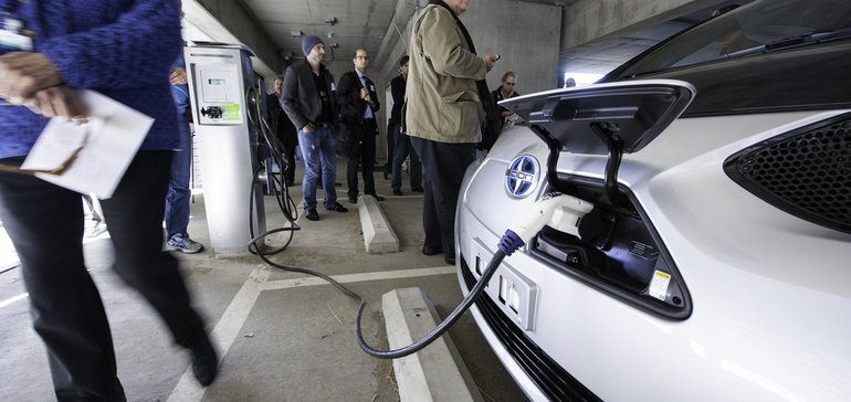 California PUC approves EV infrastructure plan