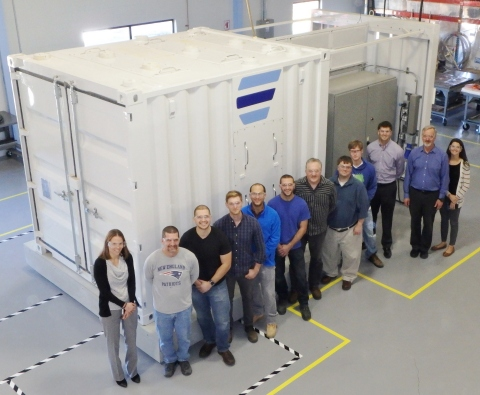 Ambri achieves milestone in liquid-metal batteries for grid-level storage