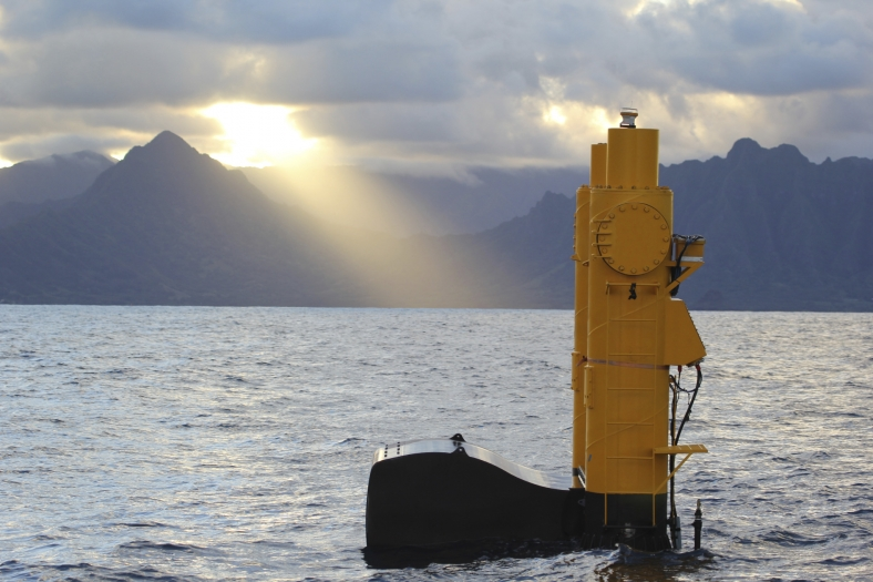 Energy Dept to invest in Wave Energy Test Facility