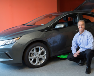 WiTricity working with GM on wireless EV charging