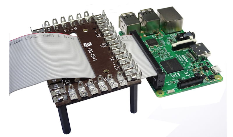 RS Components introduces Raspberry Pi easy-to-solder prototyping board